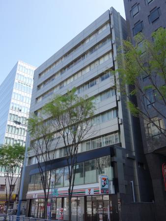梅ヶ枝中央ビル 外観写真