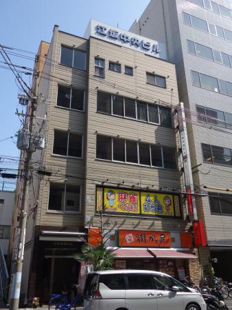 江坂中央ビル 外観写真