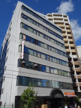 新大阪丸ビル新館 外観写真
