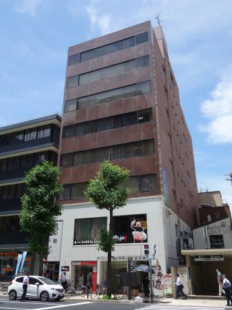 オリエンタル東心斎橋ビル 外観写真