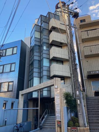 江坂ビジネスゾーンビル 外観写真