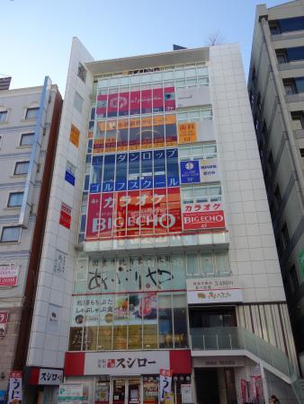 SERE江坂ビル(セーレ江坂ビル) 外観写真