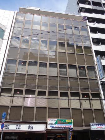 キューアス京町堀ビル 外観写真