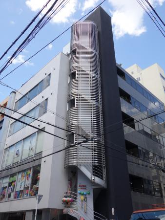 DAZZ COMPULEX(ダズ コンプレックス)ビル 外観写真