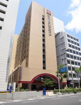 ネストホテル大阪心斎橋 外観写真