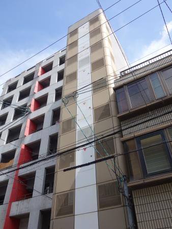 ラグジェリア京町堀ビル 外観写真