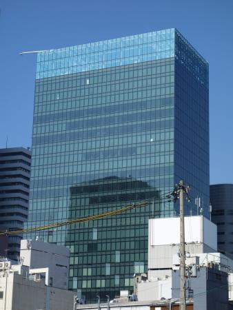 大阪富国生命ビル 外観写真