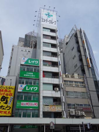 東梅田ビルディング 外観写真