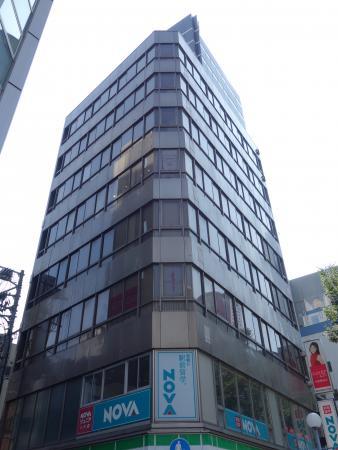 加州大阪ビル 外観写真