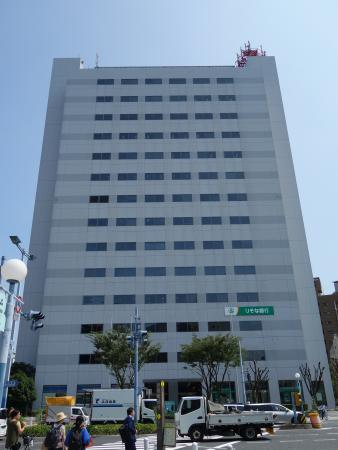 福島阪神ビルディング 外観写真
