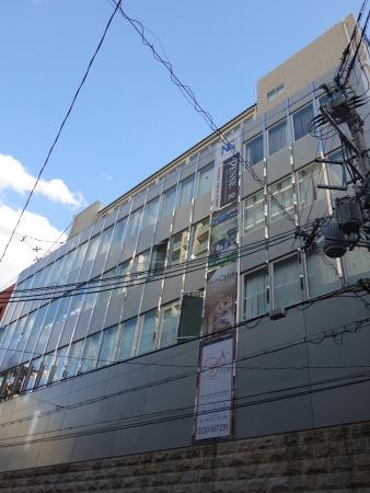 NLC心斎橋ビル 外観写真