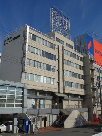 新大阪サンアールビル南館 外観写真