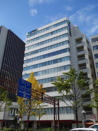 ザイマックス梅田新道ビル 外観写真