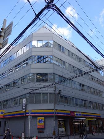京阪神安土町ビル 外観写真