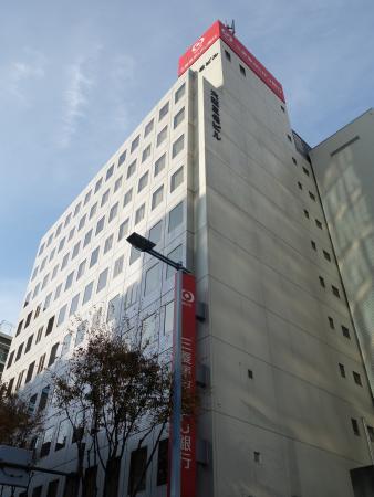 大阪三信ビル 外観写真
