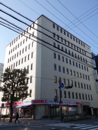 井門江坂駅前ビル 外観写真