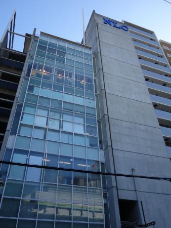 アップウェル船場ビル 外観写真
