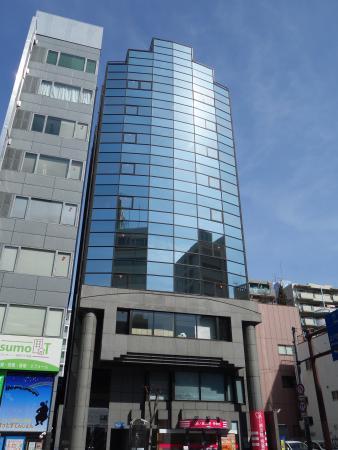 大阪谷町ビル 外観写真
