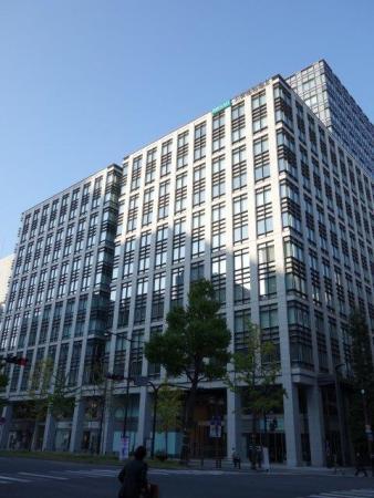 淀屋橋三井ビルディング(淀屋橋odona) 外観写真