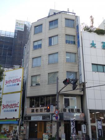 名阪第2ビル(名阪第二ビル) 外観写真